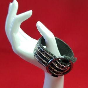 Jewelry - Rhinestone buckle bracelet